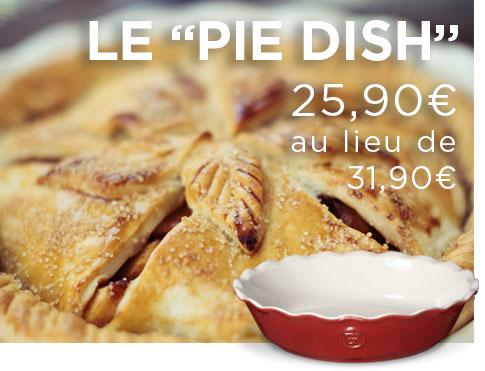 Home Push Pie Dish